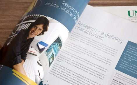 Education Brochure Design & Printing